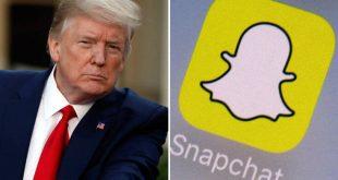 Νέος πονοκέφαλος για τον Τραμπ: Το Snapchat του «γυρνάει την πλάτη»