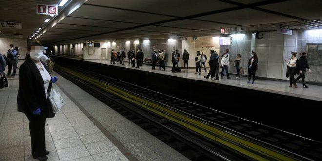 Μετρό: Αλλαγές από σήμερα στα δρομολόγια