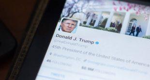 Το Twitter… τσίμπησε τον Τραμπ: Μπλόκαρε βίντεο του προέδρου για πνευματικά δικαιώματα