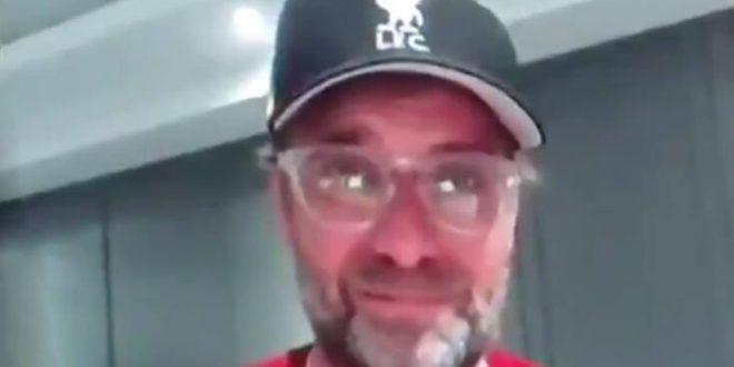 Κλοπ: Το συγκλονιστικό κλάμα on air με τη φανέλα των Reds