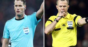 Δύο elite Ολλανδοί διαιτητές σφυρίζουν τις ρεβάνς των ημιτελικών του Κυπέλλου Ελλάδας