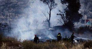 Φωτιά στη Ροδόπη: Ήταν πολύ δύσκολη μέρα, υπάρχει καταστροφή στο δάσος, λέει ο δήμαρχος