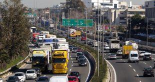 Κίνηση τώρα: Πού έχει μποτιλιάρισμα τώρα στην Αθήνα