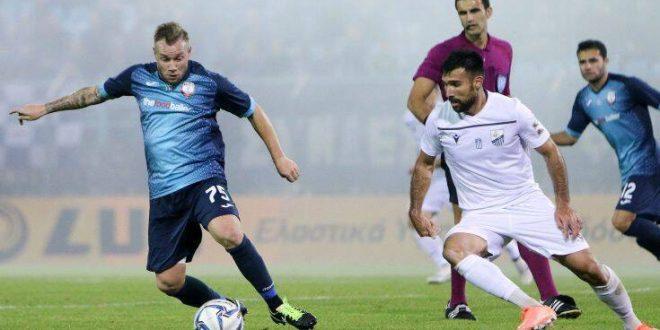 H Super League ανακοίνωσε την αναβολή του αγώνα Λαμία- Ξάνθη