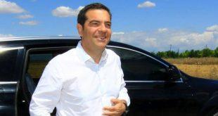 Την Κέρκυρα επισκέπτεται ο Αλέξης Τσίπρας
