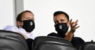 Τέλος και επίσημα από τον ΠΑΟΚ ο Μάριο Μπράνκο, παίρνει τη «σκυτάλη» ο Όλαφ Ρέμπε