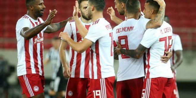 Ασταμάτητος ο Ολυμπιακός, νίκησε με 2-1 και τον ΟΦΗ