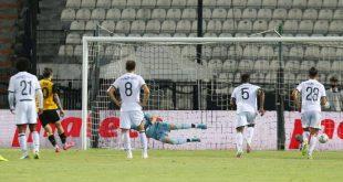 Κομβικό το γκολ του Λιβάγια σε πιθανή ισοβαθμία ΑΕΚ και ΠΑΟΚ
