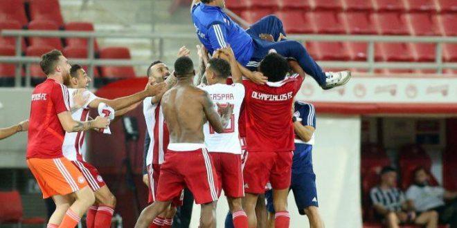 Αυτόν τον παίκτη κάνει «δώρο» ο Μαρινάκης στον Μαρτίνς μετά την κατάκτηση του πρωταθλήματος