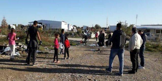 Σύσκεψη για το πρόγραμμα κοινωνικής ένταξης και ενσωμάτωσης των Ρομά