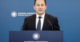 Πέτσας: Ο ΣΥΡΙΖΑ έρχεται πάλι δεύτερος και πιάνεται και αδιάβαστος