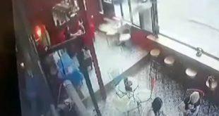Βίντεο ντοκουμέντο από τη δολοφονία του Κούρδου σε καφετέρια στο Περιστέρι
