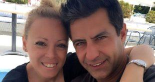 Χαμογελά ξανά η Εβελίνα στο πλευρό του Κωνσταντίνου Αγγελίδη