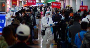 Οκτώ «εισαγόμενα» κρούσματα μόλυνσης από τον κορονοϊό σε 24 ώρες στην Κίνα