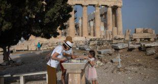 FAZ: Η Ελλάδα δεν αφήνει την πανδημία να την αποθαρρύνει