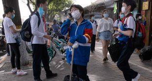 Ακόμα 22 κρούσματα COVID-19 στην Κίνα σε 24 ώρες - Τα 18 στη Σιντζιάνγκ