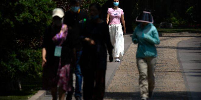 Συναγερμός στην Κίνα: 61 νέα κρούσματα κορονοϊού σε 24 ώρες - Τα 41 στη Σιντζιάνγκ
