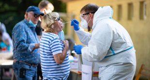 Ξεπέρασαν τις 200.000 τα κρούσματα κορονοϊού στη Γερμανία - Αγγίζουν τους 9.100 οι νεκροί
