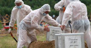 Η Ρωσία κατέγραψε πάνω από 6.600 κρούσματα κορονοϊού το τελευταίο 24ωρο