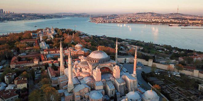 Ανακοίνωση ΑΕΚ: Η Αγία Σοφία της Κωνσταντινούπολης πάντα θα στέκει εκεί που στέκεται εδώ και 1.500 χρόνια