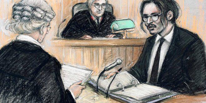 Ο Τζόνι Ντεπ «αντιμέτωπος» με την πρώην σύζυγο του: Ξεκίνησε η δίκη για συκοφαντική δυσφήμιση κατά της Sun