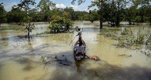 Φονικές πλημμύρες στην Ινδία: Τουλάχιστον 84 νεκροί στο κρατίδιο Άσαμ