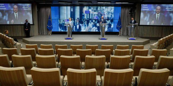 Ικανοποίηση στους επικεφαλής της Ευρώπης για τη συμφωνία - Οι πόροι και οι σύνδεση με το κράτος δικαίου