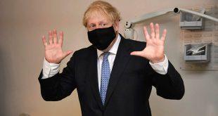 «Χάστε μερικά κιλά»: Ο πρωθυπουργός Τζόνσον ενθαρρύνει τους πολίτες να κάνουν δίαιτα