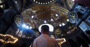 Τζουμχουριέτ: Προσβολή στον Κεμάλ όσα έγιναν στην Αγία Σοφία