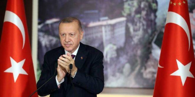 Έπαιξαν Σπανουδάκη στα εγκαίνια της Παναγίας Σουμελά και ο Ερντογάν χειροκρότησε