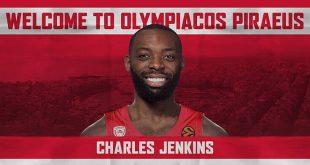 Στον Ολυμπιακό ο Τσαρλς Τζένκινς