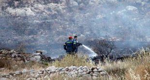 Υψηλός βαθμός επικινδυνότητας για φωτιά στο Ρέθυμνο - Πού απαγορεύεται η κυκλοφορία οχημάτων
