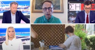 Ανησυχία για τα «ορφανά» κρούσματα κορονοϊού - Σύψας: Του χρόνου το καλοκαίρι το εμβόλιο στην Ελλάδα