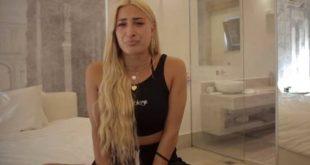 Ξέσπασε σε κλάματα η Ιωάννα Τούνη λέγοντας την αλήθεια της για το ροζ βίντεο