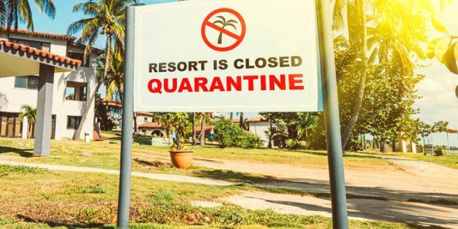 Καταποντίστηκε ο παγκόσμιος τουρισμός μέσα σε πέντε μήνες λόγω κορονοϊού