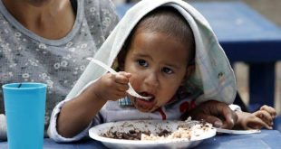 «Η πείνα επιδεινώνεται στον κόσμο»