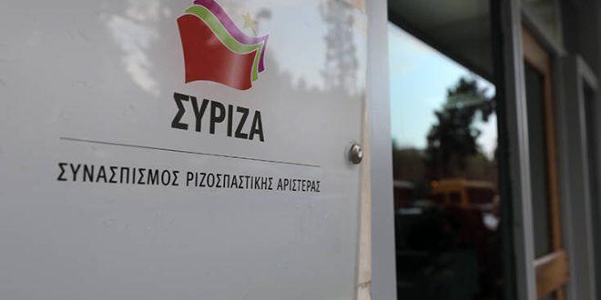 ΣΥΡΙΖΑ: Η μοναδική ικανότητα που διαθέτει το επιτελικό κράτος του Μητσοτάκη είναι οι επικοινωνιακές φιέστες