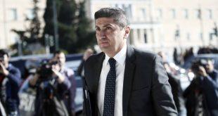 Επιστολή Αυγενάκη σε FIFA - UEFA: Ζητά την παράδοση της μελέτης για το ελληνικό ποδόσφαιρου