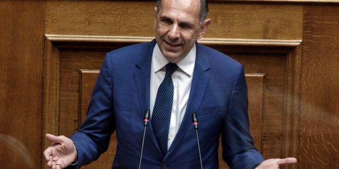 Γεραπετρίτης: Η επήρεια των ελληνικών νησιών κατοχυρώνεται απολύτως