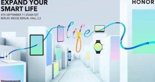 HONOR: Παρουσίαση νέων προϊόντων στην IFA 2020