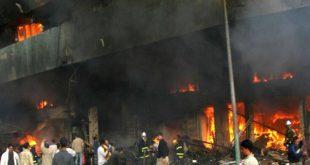 Διαδηλωτές έβαλαν φωτιά στο γραφείο του κοινοβουλίου στη Βασόρα