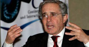 Θετικός στον κορονοϊό ο πρώην πρόεδρος της Κολομβίας,Άλβαρο Ουρίμπε