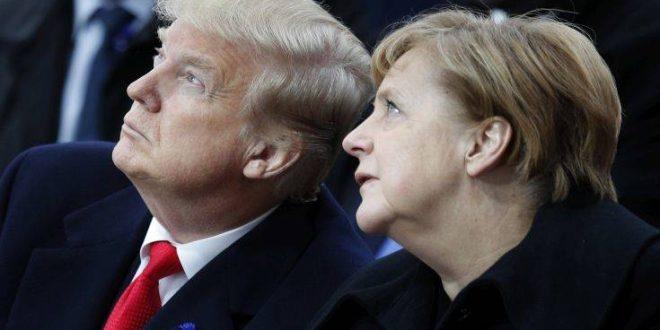 Μέρκελ για ΝΑΤΟ: Συμμεριζόμαστε με τις ΗΠΑ την πεποίθηση πως είναι σημαντική συμμαχία