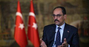 Καλίν: Αιγαίο, Ανατολική Μεσόγειος και «τουρκική μειονότητα» οι διαφορές Τουρκίας-Ελλάδας
