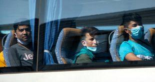 Μετεγκατάσταση στη Γαλλία για 350 ασυνόδευτους ανήλικους - Αναχώρησε η πρώτη ομάδα