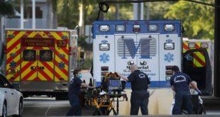Συνεχίζεται η επέλαση του κορονοϊού στις ΗΠΑ: Ακόμα 1.459 θάνατοι σε 24 ώρες