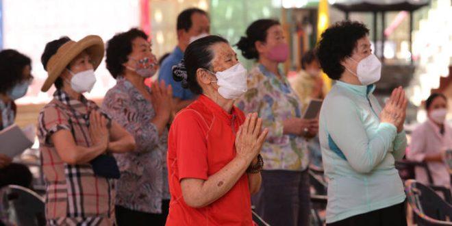 Μεγαλώνει ο κίνδυνος από τον κορονοϊό στη Νότια Κορέα - Καταγράφηκαν τα περισσότερα κρούσματα από τον Μάρτιο
