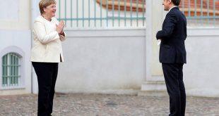 Οι εντάσεις στην ανατολική Μεσόγειο στην ατζέντα της συνάντησης Μέρκελ-Μακρόν σήμερα