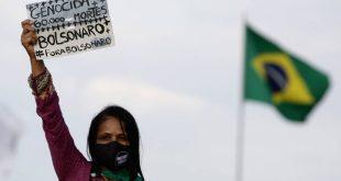 Βραζιλία: 50.230 κρούσματα μόλυνσης από τον κορονοϊό σε 24 ώρες