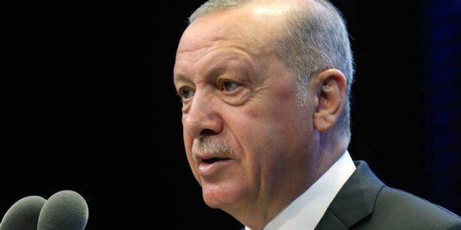 Ερντογάν: Προσωρινή η αστάθεια της τουρκικής λίρας